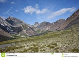 Photo of beautiful mountain landscape somewhere in Sayan Mountains 1746
