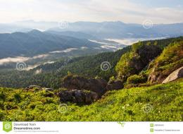 Beautiful mountains landscapeCaucasian mountains 603