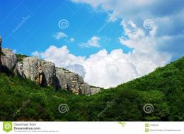 Beautiful Mountain Landscape Stock PhotographyImage: 21583502 1485