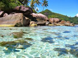 Seychelles, officially the Republic of Seychelles, is a 155 island 1808