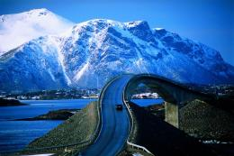 beautiful atlantic ocean road 1022