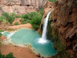 Havasu Canyon Falls, Arizona 703