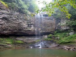 File:Cloudland Canyon Waterfall 1 JPG 1375