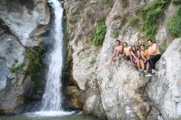 The Waterfall at Eaton Canyon | Global Studies 274