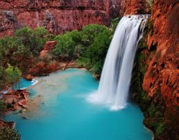 Havasupai Falls, Grand Canyon, Arizona| Travel USA | Pinterest 1065