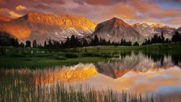 Colorful Landscape Reflection Wallpaper HdFree Android Application 765