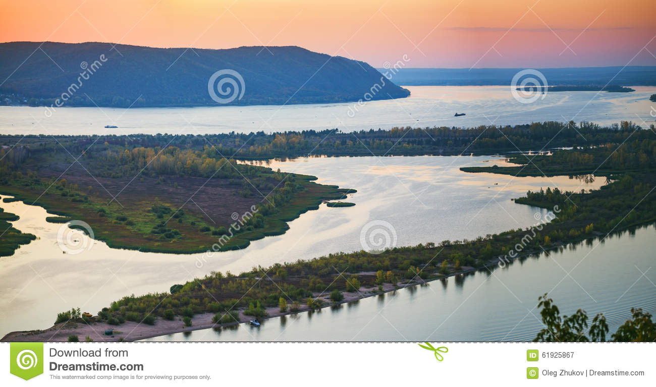 Pond In The Countryside In Autumn Stock PhotoImage: 61925867 678