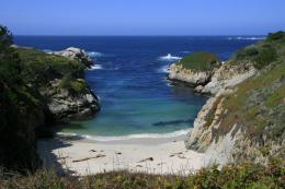 of Point Lobos State ReserveChina Cove & China Beach, California 711