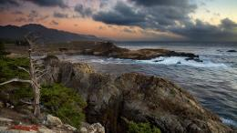 headland cove in point lobos california wallpaperForWallpaper com 1053
