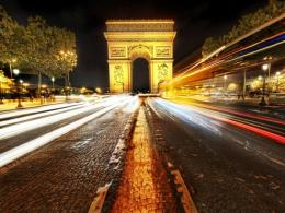 Arc De Triomphe Hd Wallpaper | Wallpaper List 1960