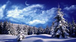 Blue Mountains Winter Wonderland #11111 Wallpaper | Wallpaper hd 766