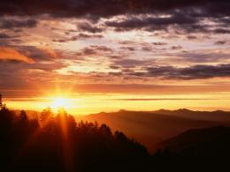 Mountain Sunrise Wallpaper 10061 Hd Wallpapers in NatureImagesci 1078
