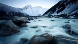 zealand, glacier, melting, nature, wallpaper 110