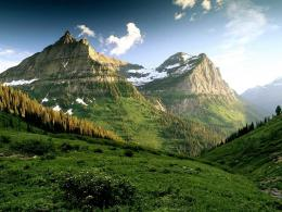 Green Mountain Desktop Wallpaper | Green Mountain Desktop Background 115