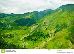 Green Mountains Stock PhotographyImage: 35810552 556