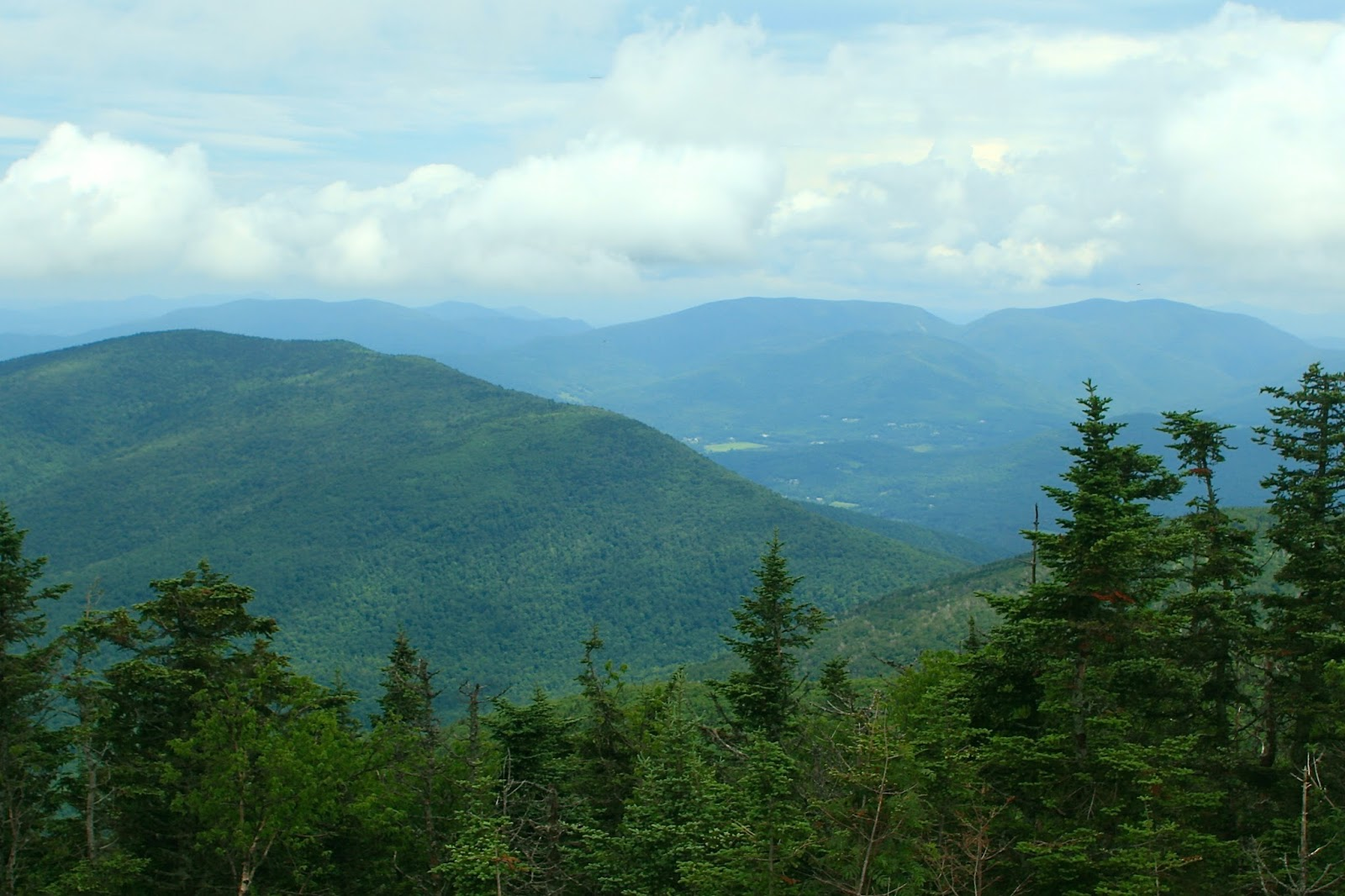 : Natural Beauty And Open Space In The Green Mountains of Vermont 419