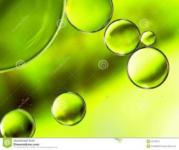 Abstract background, green nature water drops macro 102