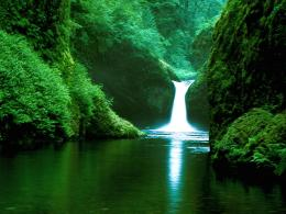 Green Waterfall 15240 Hd Wallpapers in NatureImagesci com 1957