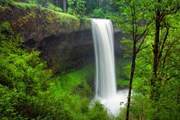 Green Waterfall wallpaperForWallpaper com 1576