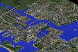 greenfield map dynmap big city download minecraft building ideas 1709
