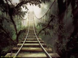 Download Eerie Bridge Wallpaper 1039