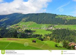 Beautiful Valleys In Austria Royalty Free Stock PhotographyImage 1605