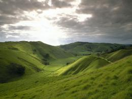 Hills and valleys wallpaper 947