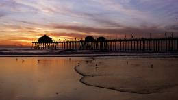 Huntington Beach Pier wallpaper689232 920