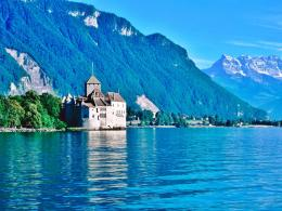 lake geneva Geneva, Switzerland 1417
