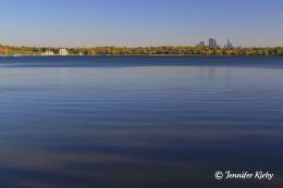 is for Photo – Lake Harriet in Early Fall | Minneapolis St Paul 781