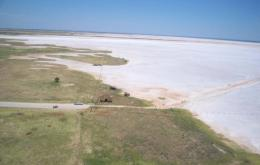 LocationsTulsa District LakesOklahomaGreat Salt Plains Lake 1377