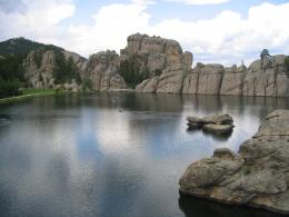 Friday Photo: The Lake in the Hills | Adventures in Geology 660