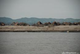 small lake side village in Mandalay | Mandalay | Pinterest 942