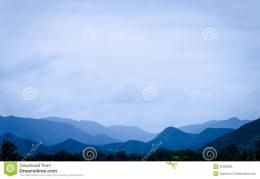 Mountain Range In Thailand Royalty Free Stock PhotoImage: 32306335 122