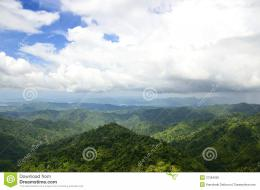 Mountain Landscape of Thailand 1048