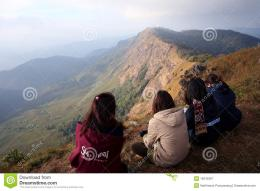 Landscape A Mountain In Thailand Editorial PhotographyImage 997