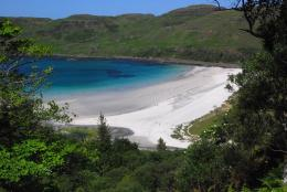 ScotlandCalgary Bay on the Isle of MuwallpaperForWallpaper 1146