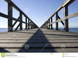 Long Pier Royalty Free Stock PhotoImage: 26171095 1002