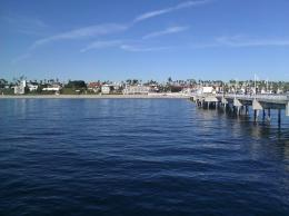 Ocean Blvd Pier Long Beach, CA 1713