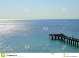 Long Pier Royalty Free Stock PhotoImage: 7143195 458