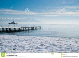 macedonian landscape winter lake ohrid struga macedonia 30327743 jpg 469