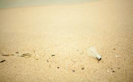 Macro beach, wallpapers, beach, macro, sand, fines, lamp, lamp, light 1137