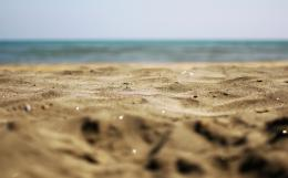 Wallpaper Beach Sand Sun Relax Close Up Wallpapers Macro on Pinterest 1486