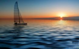 sunset sail boats hd wallpapers top background boat images widescreen 1678