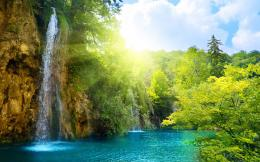 beautiful waterfallsIt's a world filled with joy, happiness and a 181