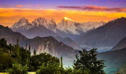 The Magnificent Mountains Of PakistanSHUGHAL | Global Paradigm 337