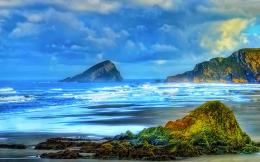 Beautiful Picture At Sea Beach Hd Natural Wallpaper For Desktop 1112
