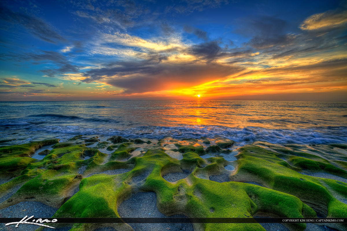 Glorious Breathtaking HDR Photography Sunrise 164