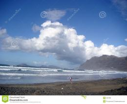 Magnificent Ocean Beach Royalty Free Stock ImagesImage: 655499 357