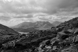 Fernando Moledero Photography: Maanturk mountains in Connemara 1673